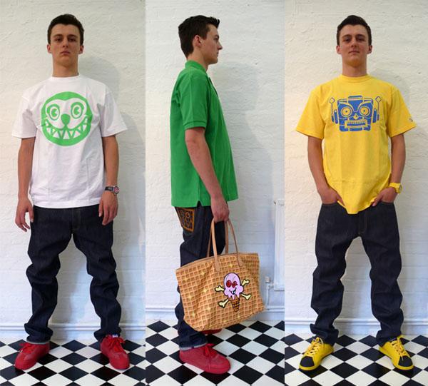 06e3decfc Ice Cream and Billionaire Boys Club Clothing